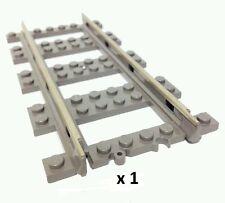 LEGO Train Track 9V Straight 2865 Cargo Freight Harry Potter Hogwarts Express