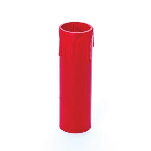 26//24mm Rot für Kronleuchter Lüster Chandelier 100mm 85mm Kerzenhülsen D