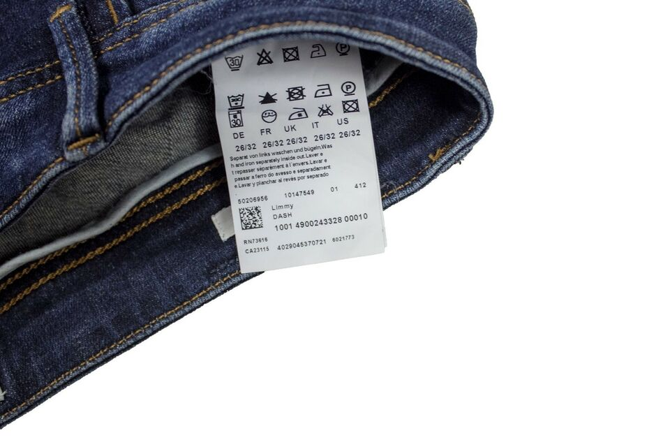 Jeans, Hugo Boss Orange 'Limmy' Slim-Fit, str. 26