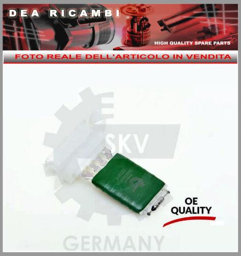 /> 1K0959263 2010 7N,7N1,7N2 95R005 Resistenza Ventola Riscaldamento VW SHARAN