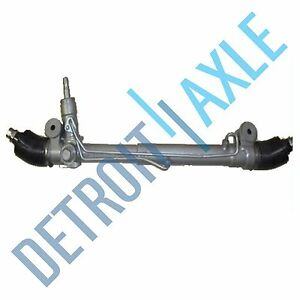 Image Is Loading Complete Steering Rack And Pinion Embly Gmc