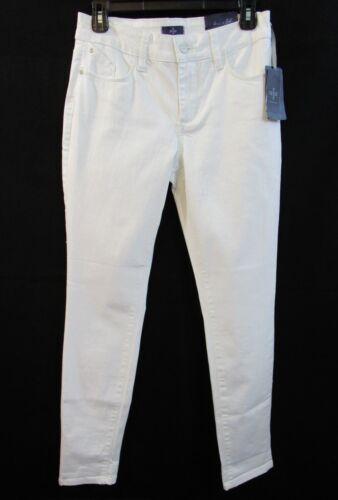 Armani Skinny Evec Neuf Blanc 29r Jeans Etiquettes Exchange Sz qCwqH