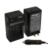 Rapid Battery Charger With Car Adapter For Nikon En-el14,dslr D3100 3100