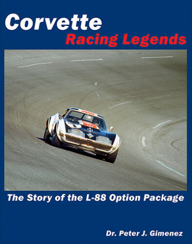 L88 Corvette 67,68,69 MCACN Bloomington Gold,NCRS,Carlisle,Book