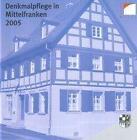 Denkmalpflege in Mittelfranken 2005 (2005, Gebundene Ausgabe)