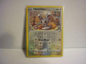 Carte Pokemon MOUMOUTON 153//202 REVERSE Epée et Bouclier 1 EB01 FR NEUF