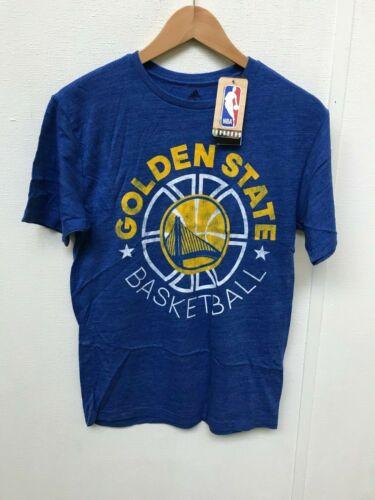 Tee Adidas Golden Nba Homme State shirt Nouveau WarriorsGrand Bleu 4jcAR3SL5q