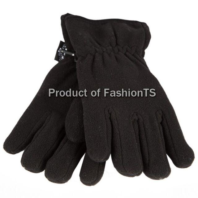 NEW 3M Thinsulate Unisex Thermal Insulation Fleece Winter Gloves Men Women Warm
