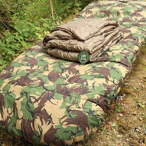 Gardner Camo Carp Duvet All Season Sleeping Bag NEW Carp Fishing Sleeping Bag