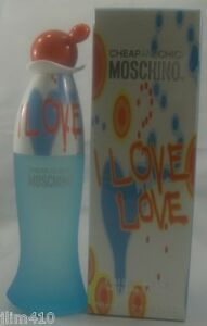 jlim410-Moschino-Cheap-and-Chic-I-Love-Love-100ml-EDT-Free-Shipping