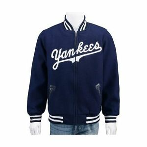 7c78395659d New York Yankees 1952 Authentic Wool Jacket Mitchell   Ness size M ...