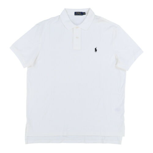 Polo Ralph Lauren Shirt Mens Mesh Polo Stretch Knit Classic Fit Pony Logo New by Polo Ralph Lauren