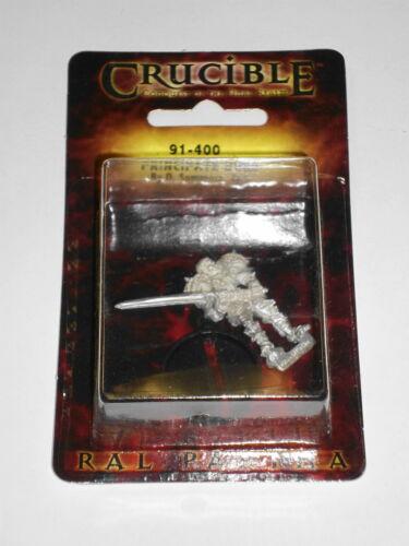 New+Sealed!! PRINCIPATE DUKE! Ral Partha Crucible Miniature 91-400!