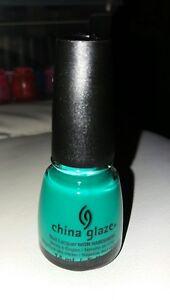 "CHINA GLAZE nail polish n. 1217- ""Keepin it Teal"" 14ml - Italia - CHINA GLAZE nail polish n. 1217- ""Keepin it Teal"" 14ml - Italia"