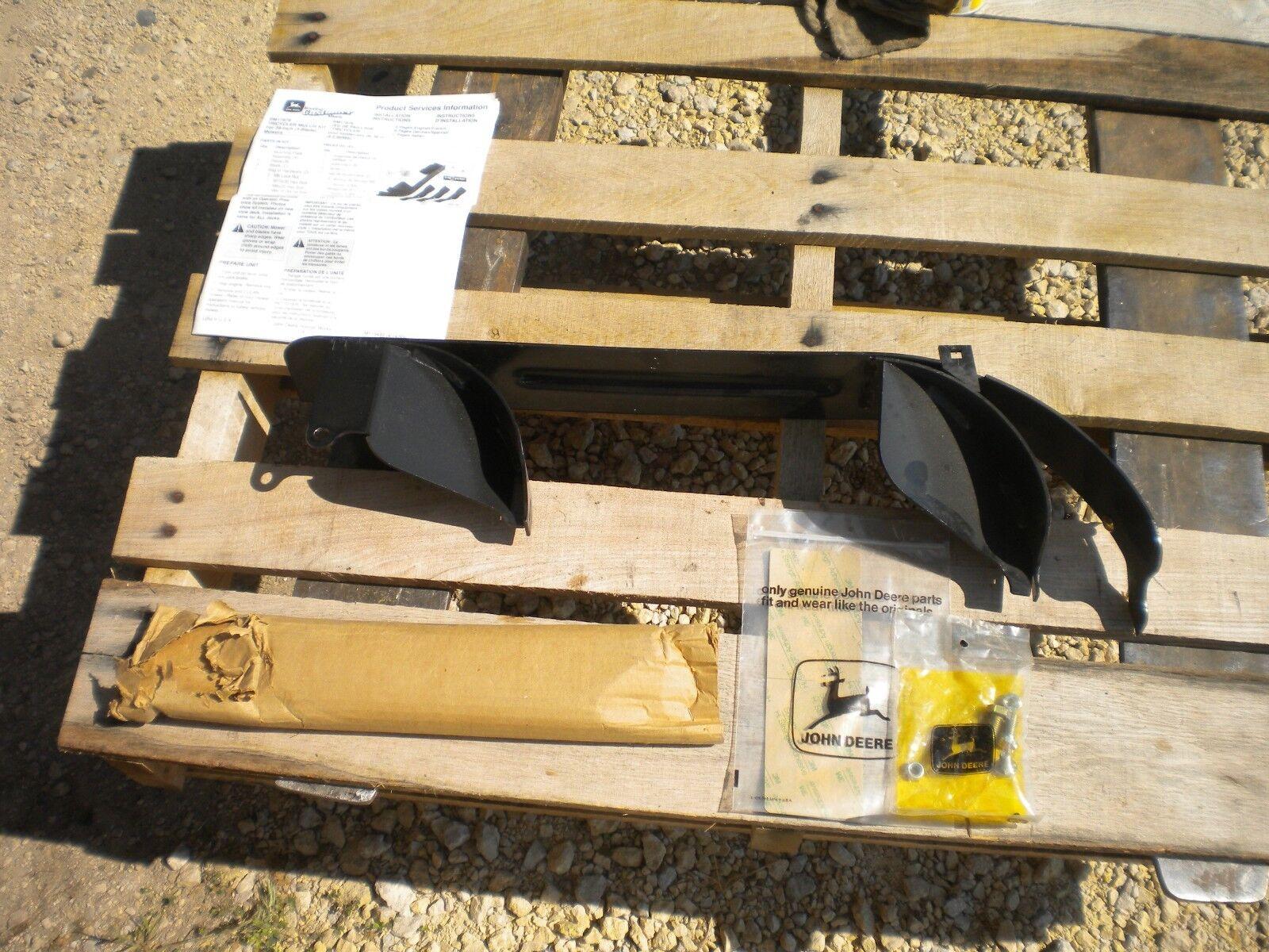 JOHN DEERE BM17876 mantillo Kit 38 in (approx. 96.52 cm) 3 Eje Modelo 39 Cortadoras de 41