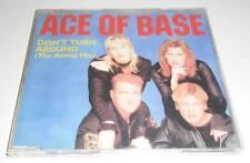 ACE OF BASE - DON'T TURN AROUND (THE ASWAD MIX) - 1994 UK 3 TRACK CD SINGLE