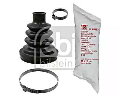 Drive Shaft Bellow Set Front FEBI For OPEL VAUXHALL Astra F H GTC 374040