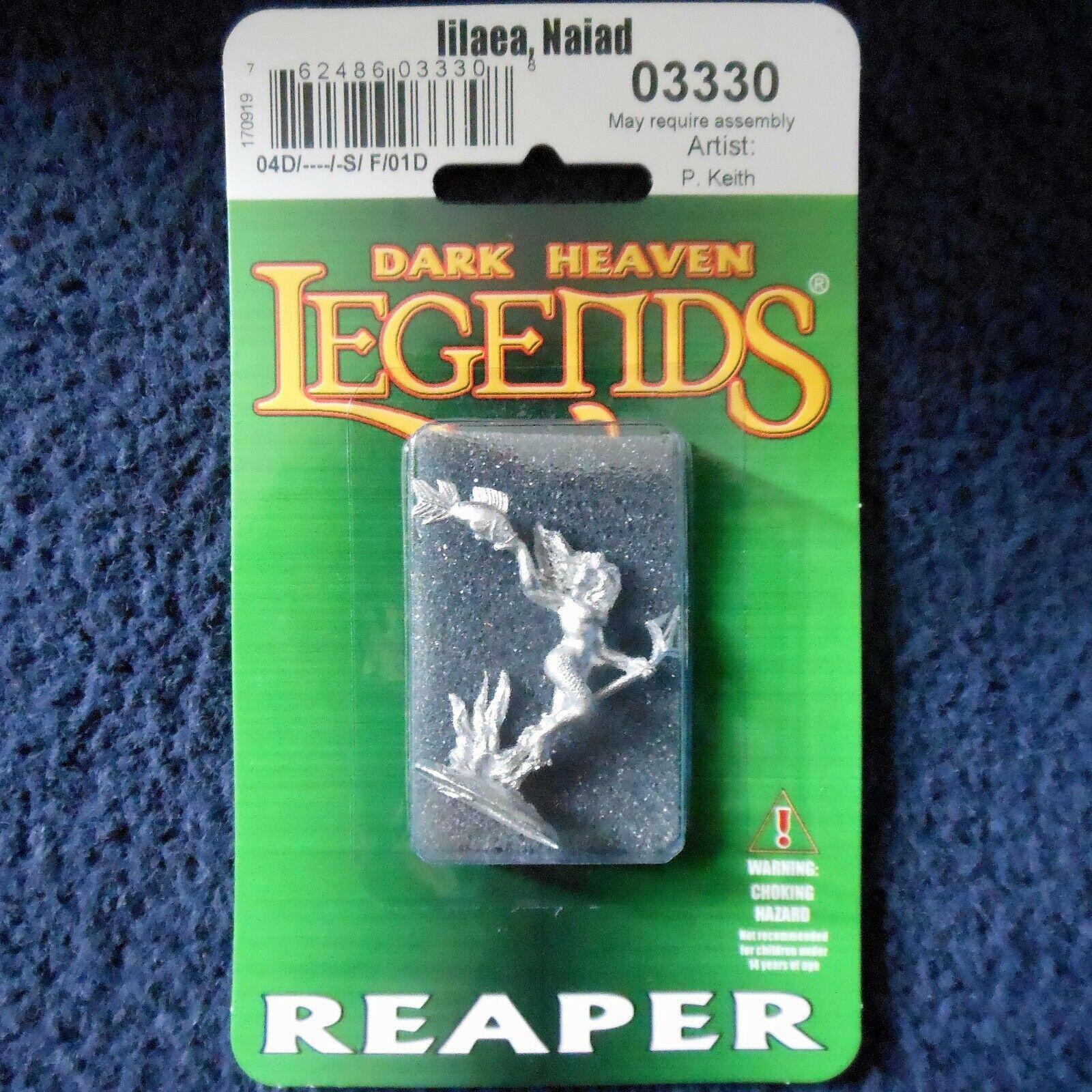 2 Reaper Dark Heaven Legends 02741 Fairies /& Nymph Nixie Fairy Nereid Pixie