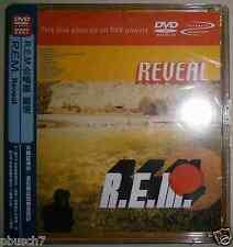 R.E.M. Reveal DVD AUDIO SEALED w/OBI REM