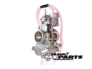 Keihin-PWK-36-Air-Striker-carburetor-short-body-quad-vent-carb-NEW-UPGRADE