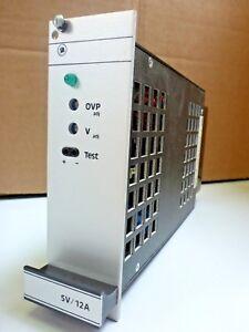Bicc-Vero-Schaltnetzteil-GK60-Monovolt-5V-12A-Typ-116-33391-NOS