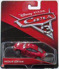 ++ Disney Pixar Cars 3 - Natalie Certain