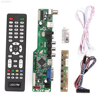 LCD Controller Board HDMI VGA AV USB Universal Support 1920x1080 Radio  frequency 690373133896 | eBay