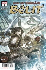 Age-of-Conan-Belit-2-NM-1st-Print-Marvel-Comics