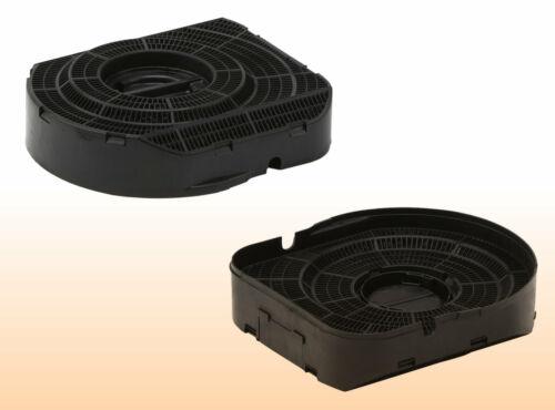 2x Kohlefilter Filter Abzugshaube für Bauknecht Whirlpool D200 DKF42 Elica #02