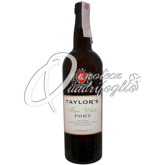 VINO PORTO TAYLOR'S FINE WHITE PORT WINE