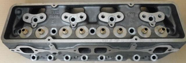 220cc SBC Chevy Pro Topline Heads Complete 223400020A Angle Plug 64cc