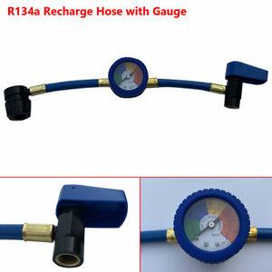R-134A-Recharge-Refrigerant-Hose-A-C-Car-Air-Conditioning-Pressure-Gauge0-100PSI
