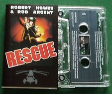 Rescue Music from TV Documentary Robert Howes & Rod Argent Cassette Tape TESTED