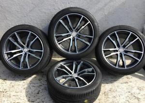 20-Zoll-satz-winterkomplettraeder-fuer-BMW-X5-E70-F15-X6-F16-611-desing-reifen