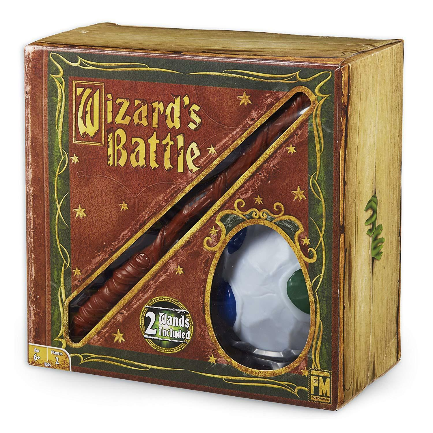 Character Options  Wizards Battle Playset - 2 Wands Included