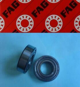 1 SKF FAG Premium Rillenkugellager Kugellager 6206 ZZ = 2Z = 2ZR  30x62x16 mm