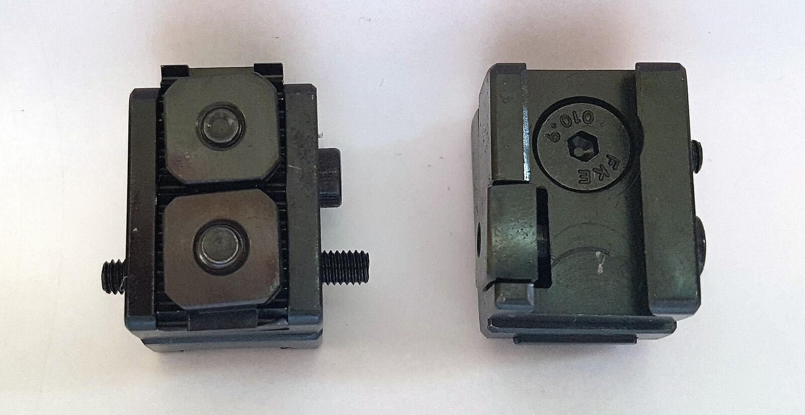 Montaje para Swarovski Rail Sr ZF con  interior ferroCocheril 11mm ferroCocheril  Nuevos productos de artículos novedosos.