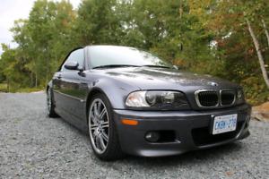 2002 BMW e46 M3 Convertible