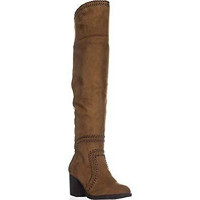 American Rag Rag Rag Lauraine Women Over The Knee Boots (6 M, Brown) f743bf