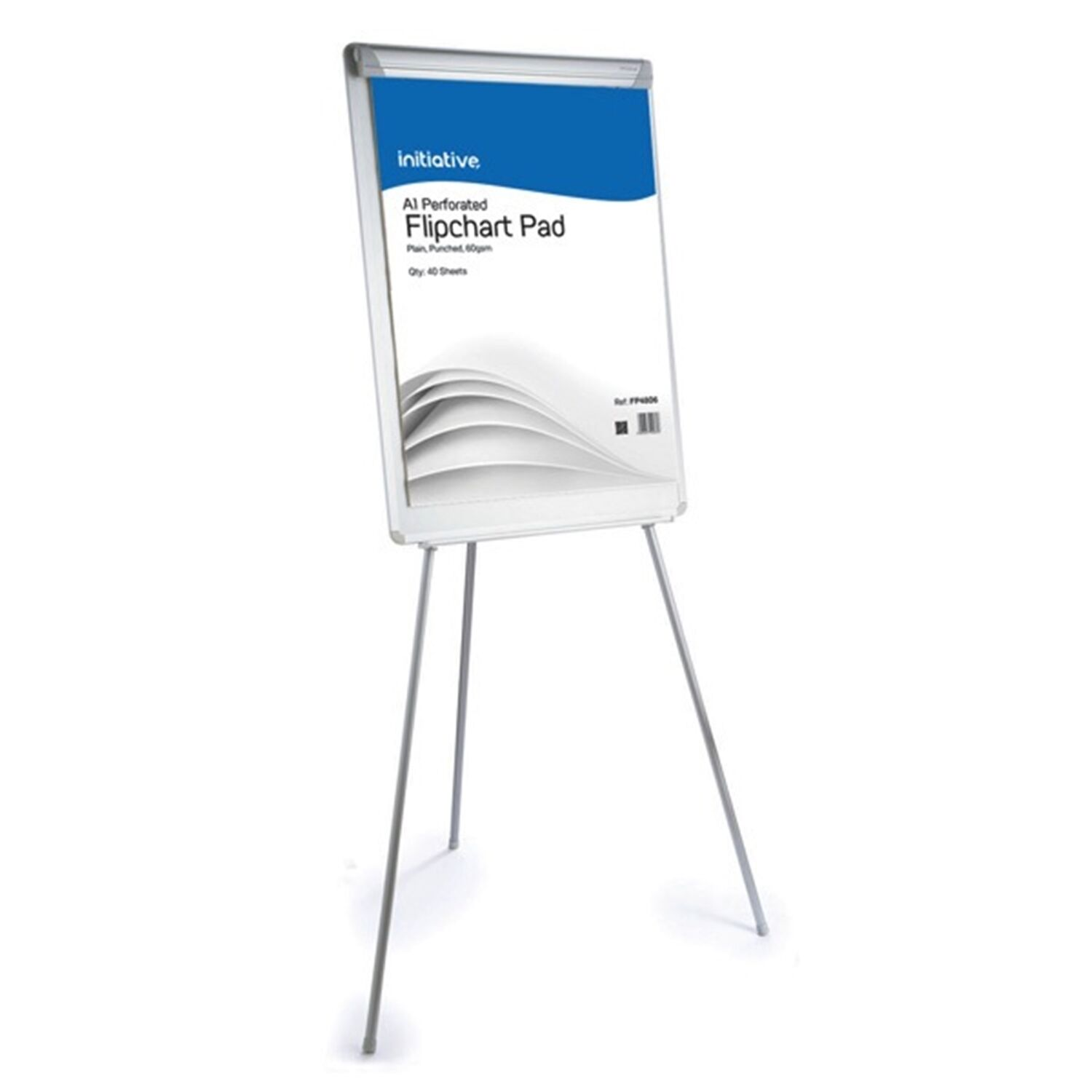 Flip Chart Easel Whiteboard Kit Pads /& Eraser Includes Pens A1 Size