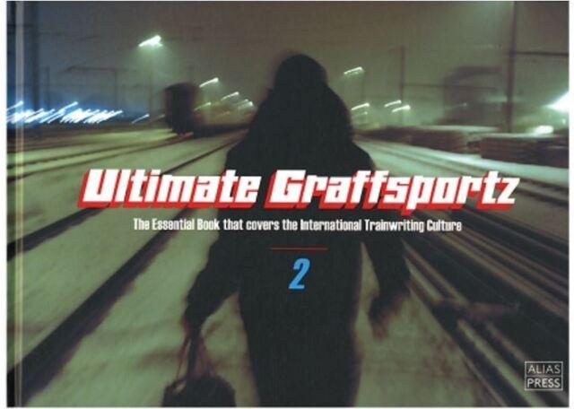 ULTIMATE GRAFFSPORTZ 2 - TRAIN GRAFFITI ART BOOK