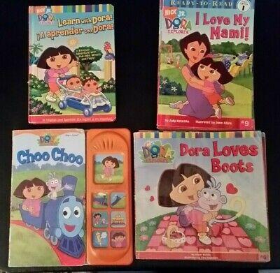 Dora the Explorer Lot of 16 Books Children Picture Nick Jr. | eBay