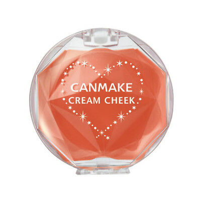 Canmake Tokyo Cream Cheek Color Japanese Makeup Blush