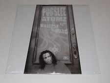 "PUGSLEE ATOMZ SEALED Mint Vandal Squad 12"" New unopened Audio8 EP vinyl"