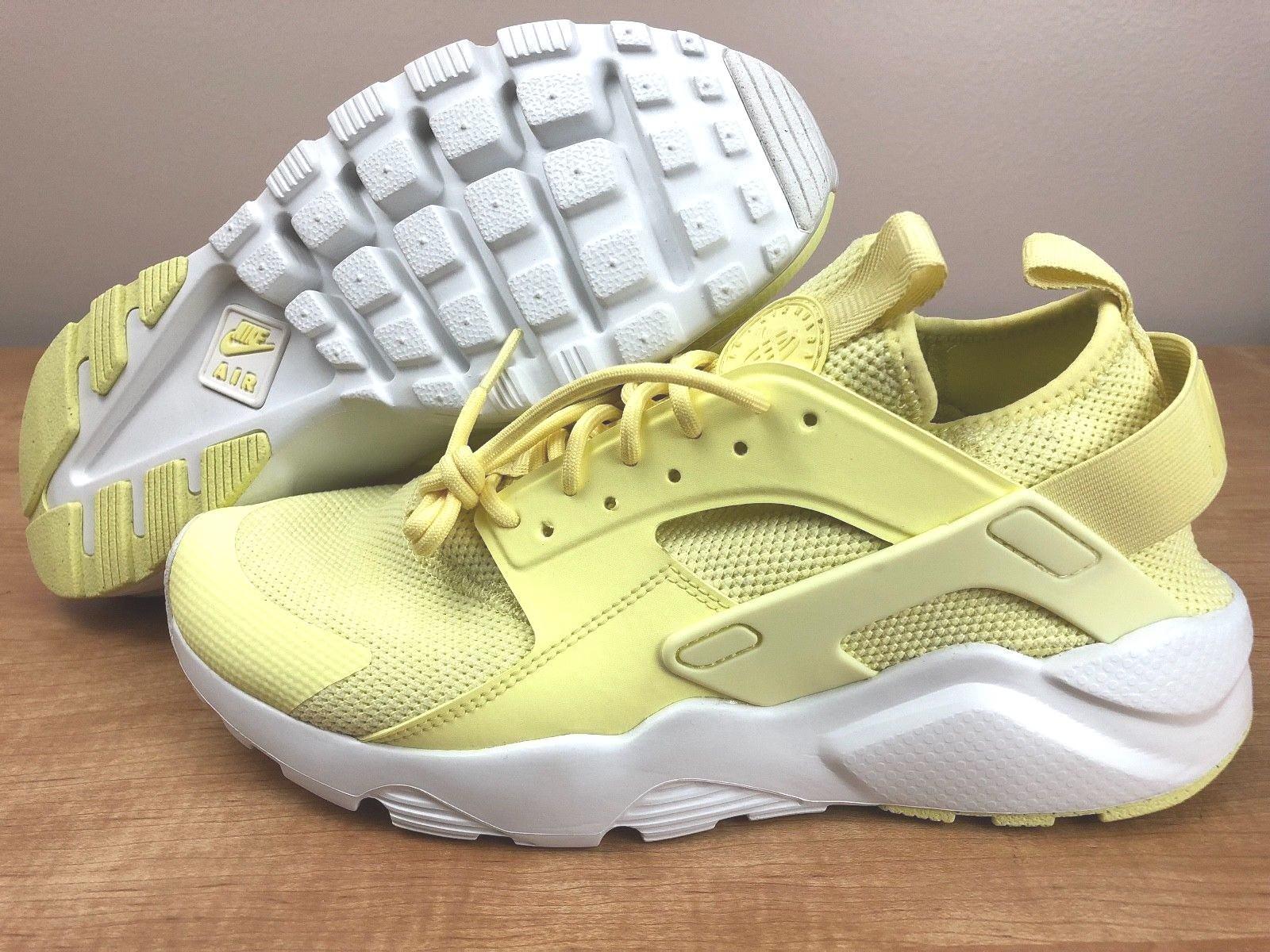 Nike air huarache lemon correre ultra - br lemon huarache chiffon 833147-701 dimensioni 10,5 7fcd91
