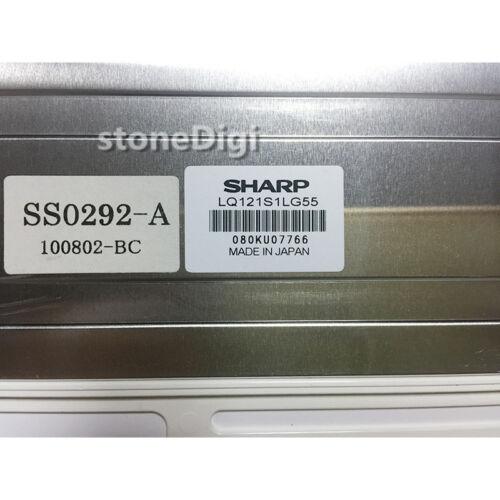 """12.1/""""  inch TFT LCD LQ121S1LG55 LCD CCFL Display Screen FOR SHARP 800x600"""