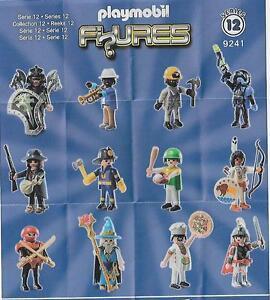 Playmobil-9241-Figuren-Figures-Serie-12-Boys-neuwertig