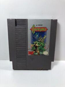 Castlevania -- Original Classic NES Nintendo Game CLEAN TESTED GUARANTEED!