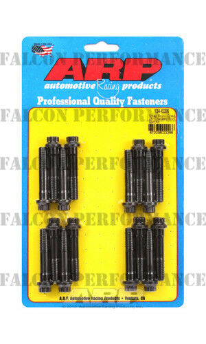 Chevy 4.8 5.3 5.7 6.0 6.2 LS1 LS2 LS3 LS6 ARP 8740 Connecting Rod Bolts Set