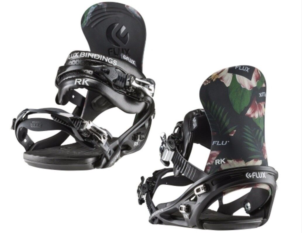 Snowboard bindings Größe M FLUX RK  London 573